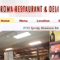 Roma Restaurant And Deli
