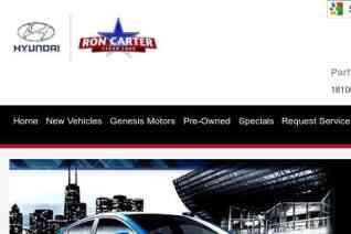 Ron Carter Hyundai reviews and complaints
