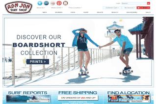 Ron Jon Surf Shop reviews and complaints