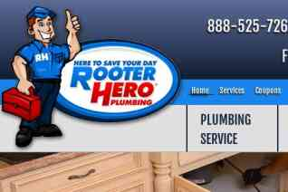 Rooter Hero Plumbing reviews and complaints