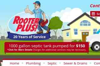 Rooter Plus reviews and complaints