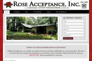 Rose Acceptance reviews and complaints