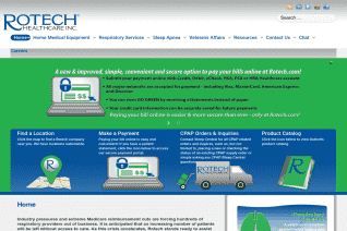 Rotech Healthcare reviews and complaints