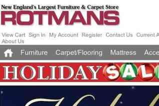 Rotmans Furniture reviews and complaints