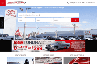 Rountree Moore Toyota reviews and complaints