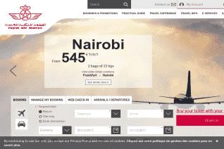 Royal Air Maroc reviews and complaints