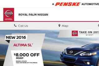 Royal Palm Nissan reviews and complaints