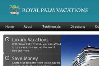 Royal Palm Travel Dallas reviews and complaints