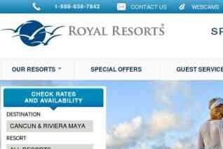 Royal Resorts reviews and complaints