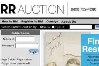 Rr Auction reviews and complaints