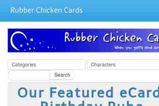 Rubber Chicken Cards reviews and complaints