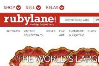 Ruby Lane reviews and complaints