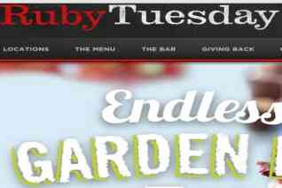 Ruby Tuesday reviews and complaints
