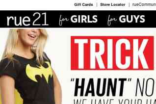 Rue 21 reviews and complaints