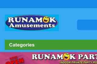 Runamok Amusements reviews and complaints
