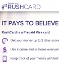 Rushcard reviews and complaints