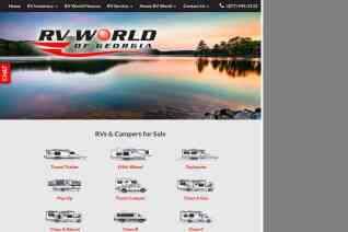 Rv World Of Georgia reviews and complaints