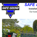 Safe And Sound Systems