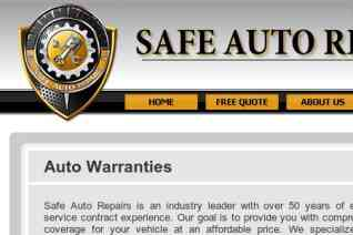 Safe Auto Repairs reviews and complaints