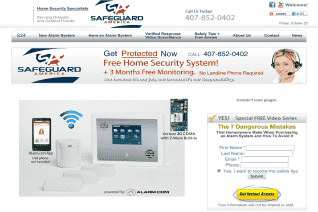 Safeguard America reviews and complaints