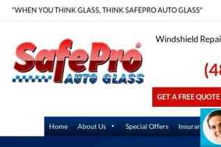 Safepro Auto Glass reviews and complaints