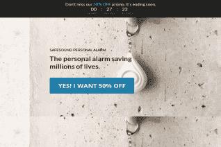 SafeSound Personal Alarm Com reviews and complaints