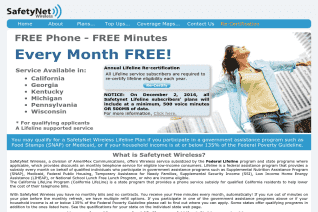 SafetyNet Wireless reviews and complaints