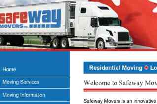 Safeway Movers reviews and complaints