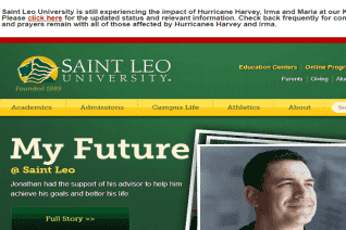 Saint Leo University reviews and complaints