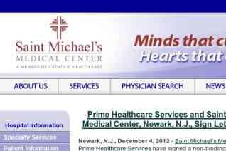 Saint Michael Medical Center reviews and complaints