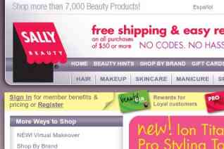 Sally Beauty Supply reviews and complaints