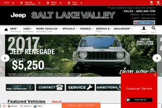 Salt Lake Valley Chrysler Jeep Dodge Ram reviews and complaints