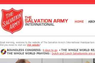Salvation Army Thrift Shop reviews and complaints