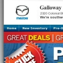 SAM GALLOWAY MAZDA reviews and complaints
