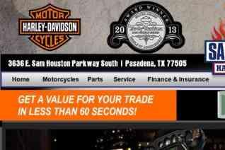 San Jacinto Harley Davidson reviews and complaints