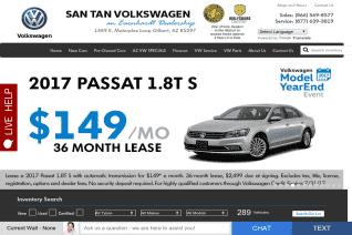 San Tan VW reviews and complaints