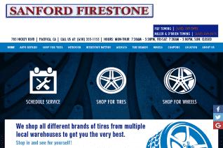 Sanford Firestone reviews and complaints