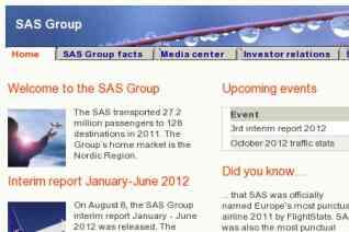 Sas Group reviews and complaints