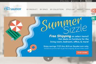 Sauder Furniture reviews and complaints