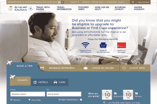 Saudi Arabian Airlines reviews and complaints