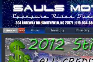 Sauls Motor reviews and complaints