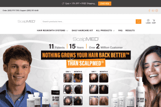 Scalp Med reviews and complaints