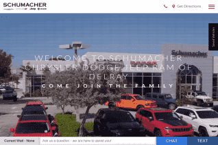 Schumacher Chrysler Dodge Jeep Ram Of Delray reviews and complaints