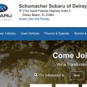 Schumacher Subaru Of Delray