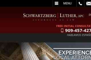 Schwartzberg Luther reviews and complaints