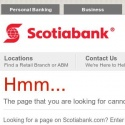 Scotiabank reviews and complaints