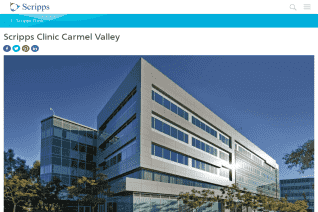 Scripps Clinic Carmel Valley reviews and complaints