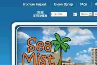 Sea Mist Oceanfront Resort reviews and complaints