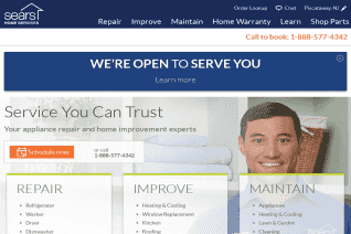 Sears Home Services reviews and complaints