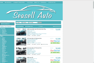 Seasell Auto reviews and complaints